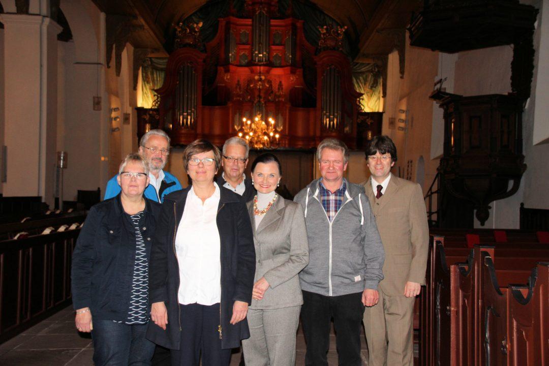 Rund 69.000 Euro für Arp-Schnitger-Orgel in Weener