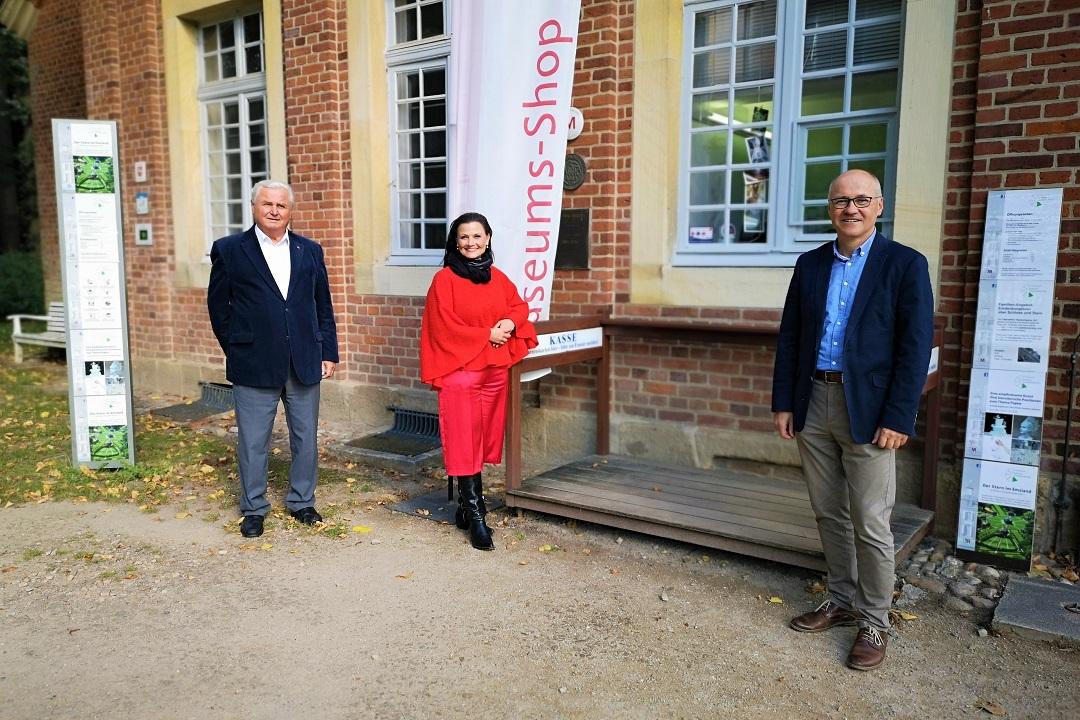 Clemenswerth erhält weitere Bundesförderung