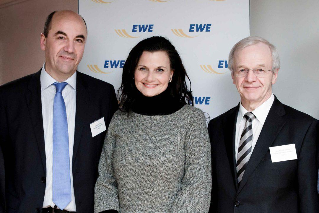 Die neue EWE präsentiert sich in Berlin