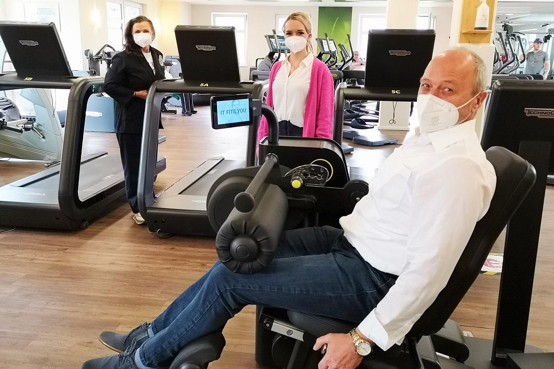 Trainingstherapie gegen Krebs kommt an
