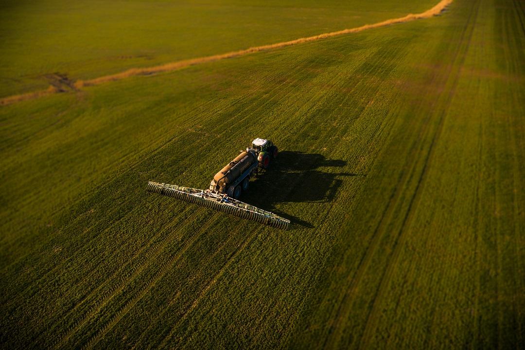 Europa investiert in moderne Landwirtschaft