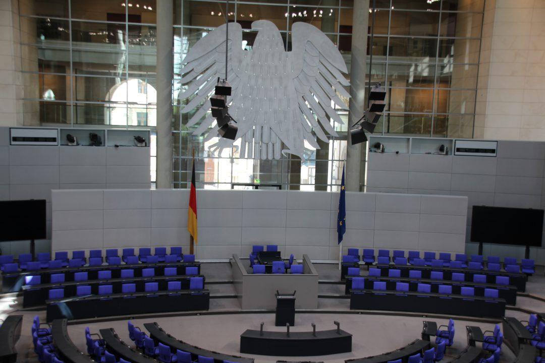 Notparlament im Krisen- oder Verteidigungsfall