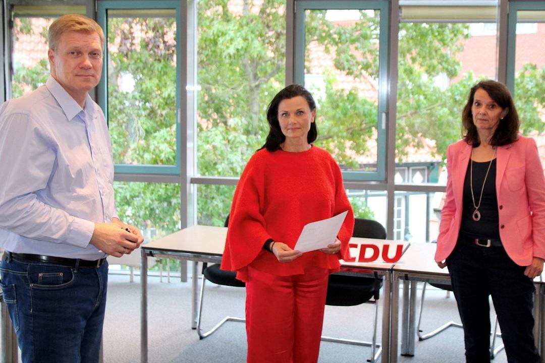 CDU lehnt ein Endlager im Landkreis Leer ab