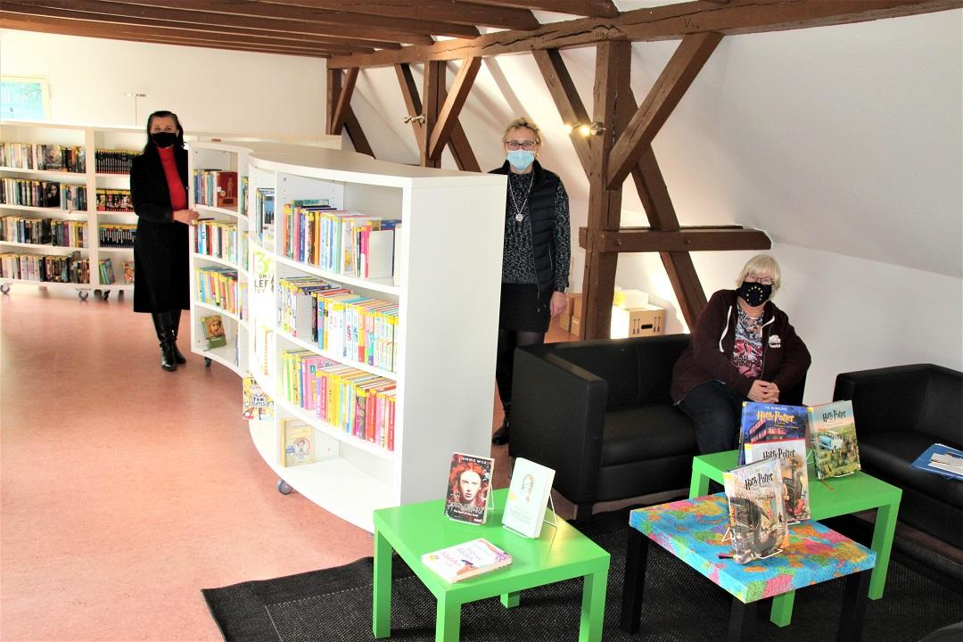 Mehr als 22.000 Euro für Stadtbücherei Weener