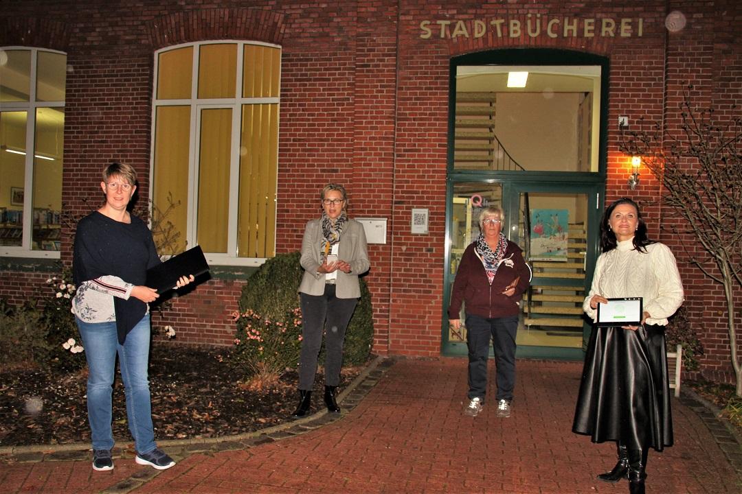 Stadtbücherei Weener hofft auf Bundesförderung